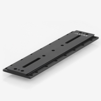 D Series Universal Dovetail Bar. 15″ Long, 3.5″ Spacing