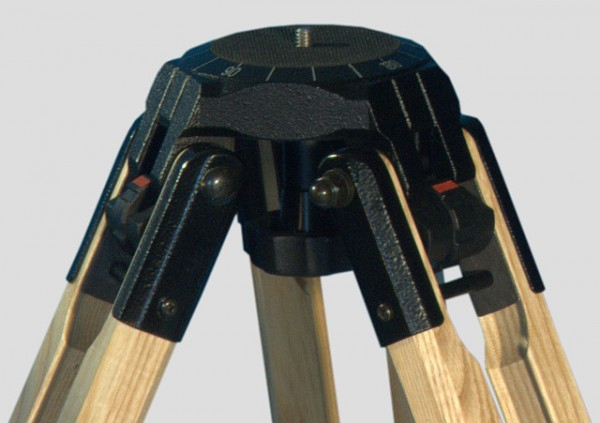 Berlebach REPORT Telescope Mount Tripod 1012 Weave/Design