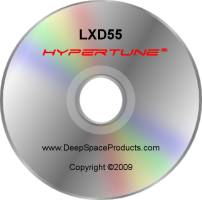 LXD55/75/CG-5 Do-It-Yourself HyperTune DVD