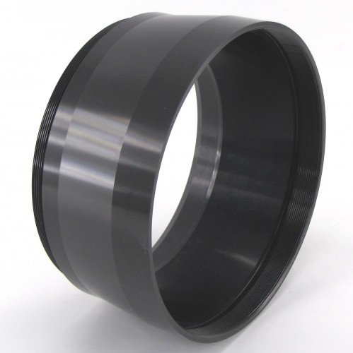 "3.5"" Custom tube adapter for William Optics FLT132"