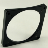 "Base for 3.5"" Dia Focuser, Curve with Leveling Screws"