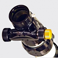 Micro Pinion Assembly TeleVue Retrofit for Older, Smaller OTAs (pre 2005) Brake, with CHROME draw tube