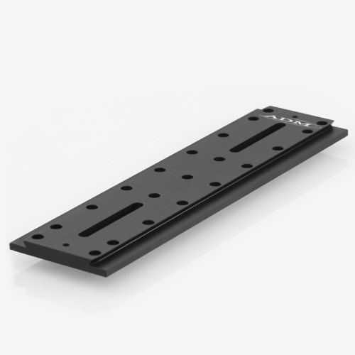 D Series Universal Dovetail Bar. 15″ Long, 60mm Spacing
