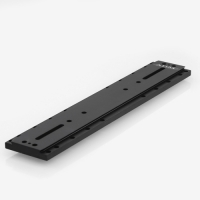 D Series Universal Dovetail Bar. 31″ Long, 3.5″ Spacing
