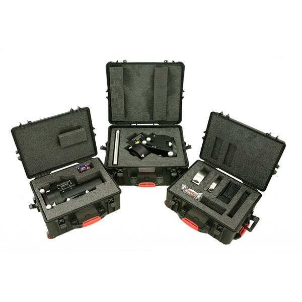 "10M-2063H - 10Micron ""Flight-Case"" Set for the GM2000HPS Combi Mount and Electronics"