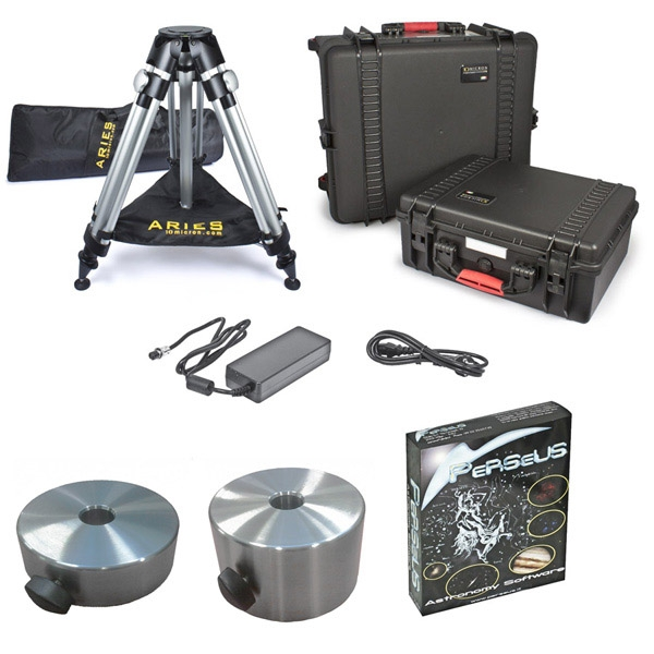 10M-1021 - 10Micron Full Package for GM1000HPS w/ Aries Tripod