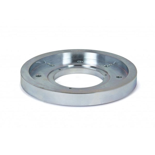 10M-2090 - 10Micron Steel Pier Adapter Flange for the 2000HPS Mounts