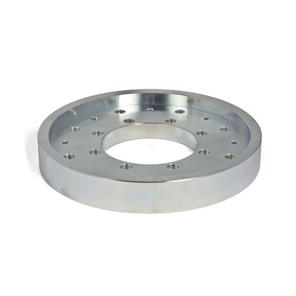 10M-3090 - 10Micron Steel Pier Adapter Flange for the 3000HPS Mounts