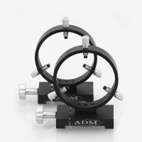 D Series 100mm Adjustable Guidescope Rings