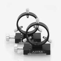 D Series 75mm Adjustable Guidescope Rings