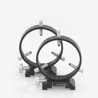 ADM D Series Ring Set. 125mm Adjustable Rings