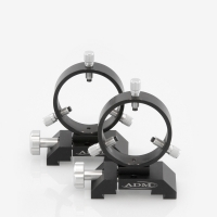 D Series Ring Set. 75mm Adjustable Rings