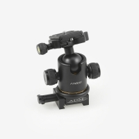 Mini Dovetail System Ball Head Camera Mount