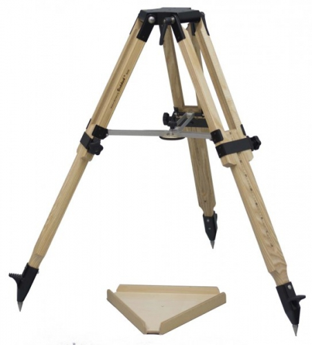 Berlebach PLANET Small Telescope Mount Tripod Weave/Design