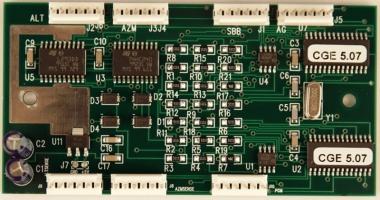 Motor board - CGE series