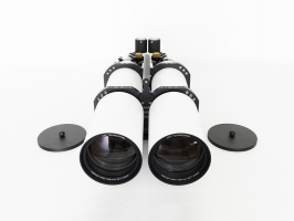 CFF Bino-Refractor 160mm Oil-Spaced Triplet Apochromat
