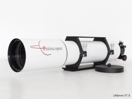 CFF Telescopes 140mm f/7.5 Oil-Spaced Triplet Apochromat