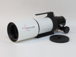 CFF Telescopes 80mm f/6.9 Oil-Spaced Triplet Apochromat