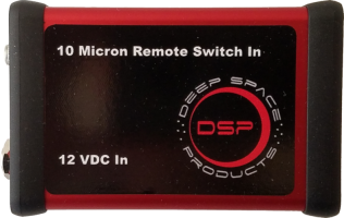 10Micron Remote Power Switch