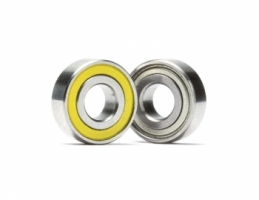 AVX Ceramic Hybrid Worm Bearings Upgrade Kit