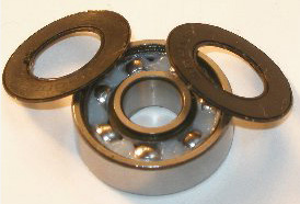 Atlas EQ-G/EQ-6 Ceramic Worm Gear Bearings Upgrade Kit