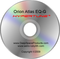Atlas EQ-G/EQ-6 Do-It-Yourself Do-It-Yourself HyperTune DVD