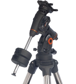 Hypertune Do-It-Yourself Kit for the Celestron CGEM DX Mount