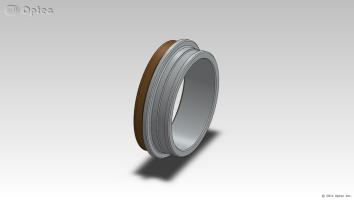 Optec Mounting Ring for JMI motorized focuser