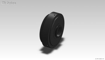Optec Mounting Ring for C-mount cameras