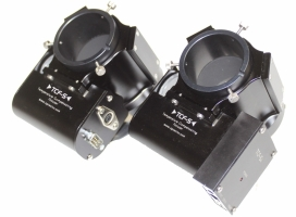 TCF-Si/S3i Integrated-Control Temperature Compensating Focusers