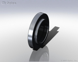 "Optec Takahashi 28"" (72mm) mount to OPTEC-3600 dovetail adapter"