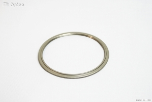 Optec Optec-DSI 35x24tpi knurled female threaded retaining ring