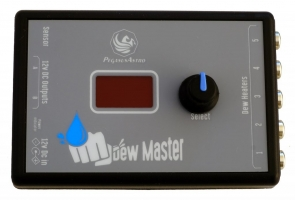 Pegasus Astro DewMaster - 5 Channel Digital Dew Heater Controller