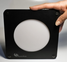 """Pegasus Astro Flatmaster 150 - Dimmable Flat Field Illumination Panel (up to 5"""" size)"""