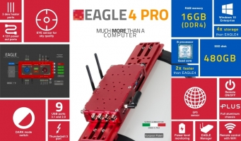PrimaLuceLab EAGLE4 PRO, Advanced Control Unit for Telescopes and Astrophotography