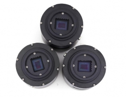 QHY183 20 Megapixel High Res, High QE, Back-Illuminated Cooled Color COLDMOS Camera