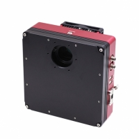 QHY90A Monochrome CCD Camera with 7-Position Color Filter Wheel