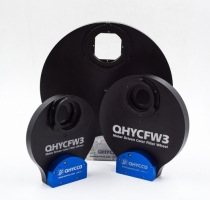 QHYCCD 2nd-Generation Color Filter Wheels