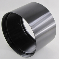 "3.0"" Custom tube adapter for William Optics FLT98 with gold ring/pre 2009"