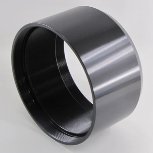 "3.0"" Custom tube adapter for William Optics FLT110 with TEC F6.5 lens"
