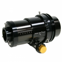 "Feather Touch<sup>®</sup> 3.5"" Dia Dual Speed Focuser Kit, 4.5"" DTT, Brake, End Cap and Tube Adapter Options"
