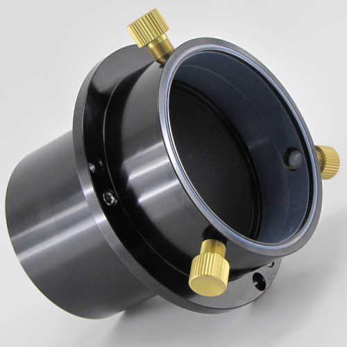 Adapter for Vixen VC200L, VMC200L. Use with our focuser FTF2515B-A