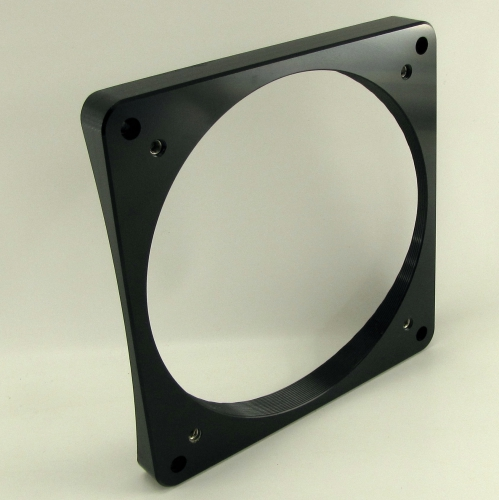 "Base for 3.0"" Dia. Telescope Focuser, Curve with Leveling Screws"