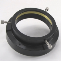 "End Cap 3.5"" Dia with 3.0"" Compression Ring"
